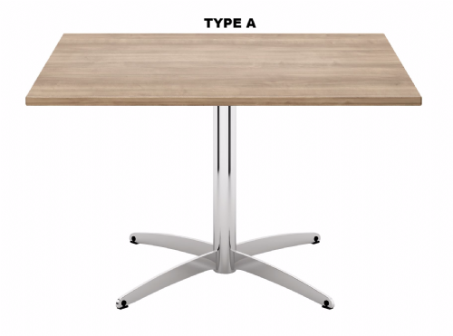 Cascara Square Meeting Tables
